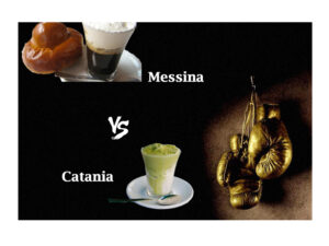 Granita…Messina VS Catania